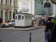 Checkpoint Charlie heute ©2018 Petra Burhenne